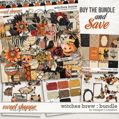 Witches Brew : Bundle by Meagan's Creations