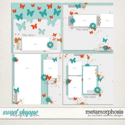Metamorphosis Layered Templates by Southern Serenity Designs