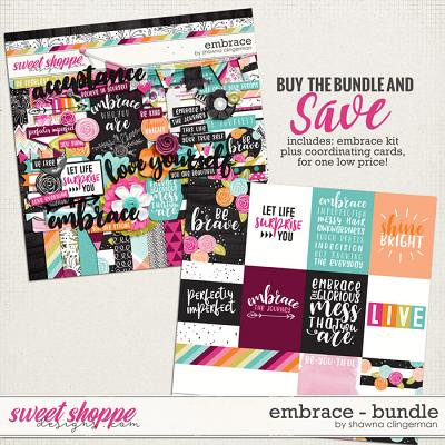 Embrace - Bundle by Shawna Clingerman