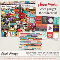 New York, New York : Collection by Jady Day Studio & Amanda Yi