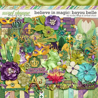Believe In Magic: Bayou Belle by Amber Shaw & Studio Flergs