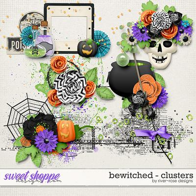 Bewitched Clusters by River Rose Designs