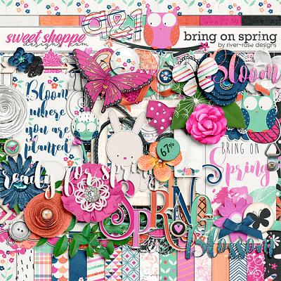 Bring on Spring by River Rose Designs
