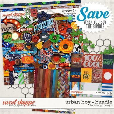 Urban boy - Bundle by WendyP Designs