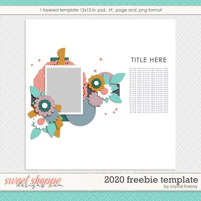 2020 Freebie by Crystal Livesay