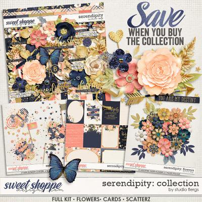 Serendipity: COLLECTION & *FWP* by Studio Flergs