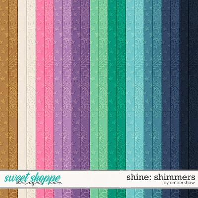 Shine: Shimmers by Amber Shaw