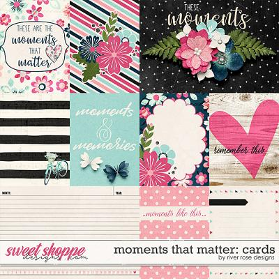 Moments That Matter: Cards by River Rose Designs