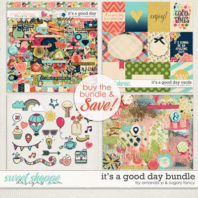 It's A Good Day : Bundle by Amanda Yi & Sugary Fancy