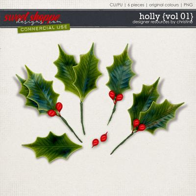 Holly {Vol 01} by Christine Mortimer
