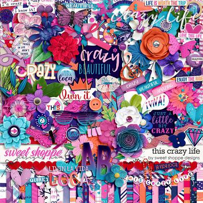 *FLASHBACK FINALE* This Crazy Life by Sweet Shoppe Designs
