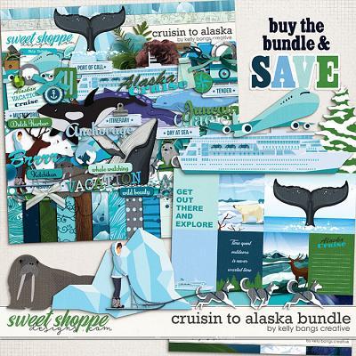 Cruisin to Alaska Bundle by Kelly Bangs Creative