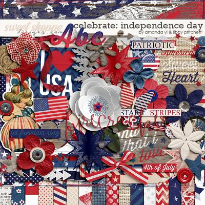 Celebrate: Independence Day by Amanda Yi & Libby Pritchett