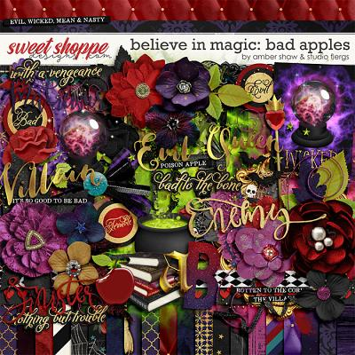 Believe in Magic: Bad Apples by Amber Shaw & Studio Flergs