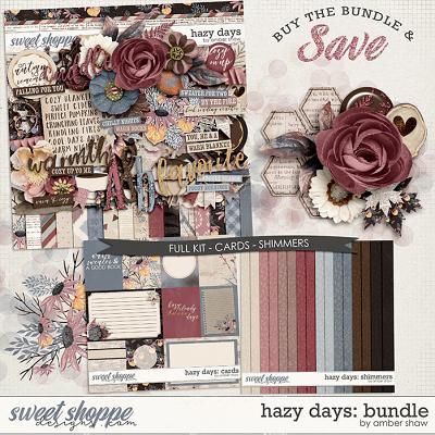 Hazy Days: Bundle by Amber Shaw