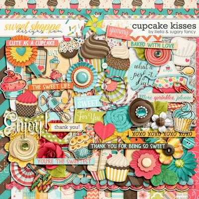 Cupcake Kisses by lliella designs and Sugary Fancy