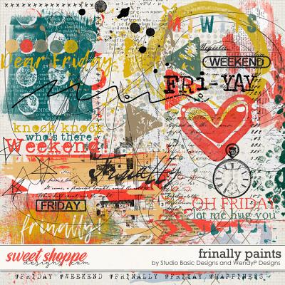 Frinally Paints by Studio Basic and WendyP Designs