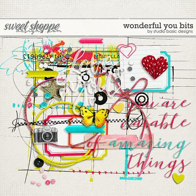 Wonderful You Bits by Studio Basic