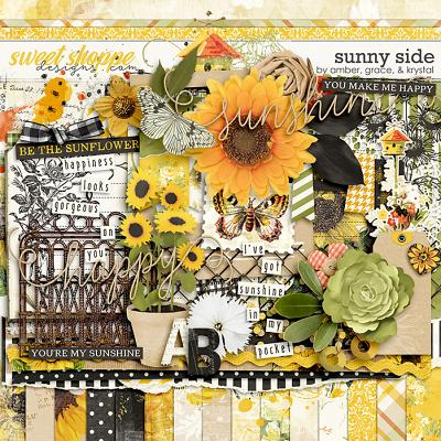 Sunny Side by Amber Shaw, Grace Lee and Krystal Hartley
