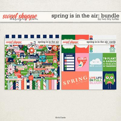 Spring Is In The Air Bundle by Two Tiny Turtles
