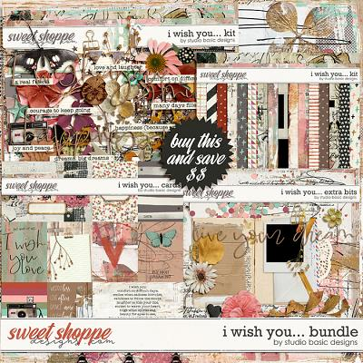 I Wish You... Bundle by Studio Basic