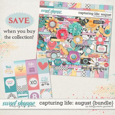 Capturing Life: August {bundle} by Blagovesta Gosheva