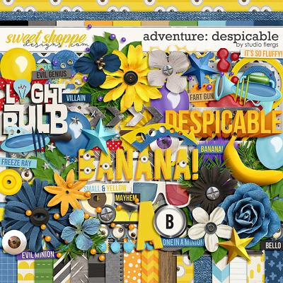 Adventure: Despicable- KIT by Studio Flergs