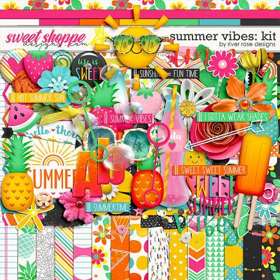 Summer Vibes: Kit by River Rose Designs