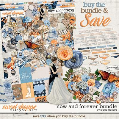 Now and Forever Bundle by JoCee Designs