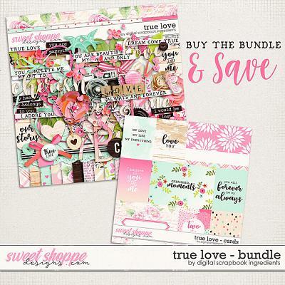 True Love Bundle by Digital Scrapbook Ingredients