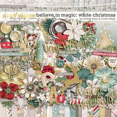 Believe in Magic: White Christmas by Amber Shaw & Studio Flergs