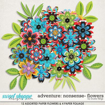 Adventure: Nonsense- FLOWERS by Studio Flergs