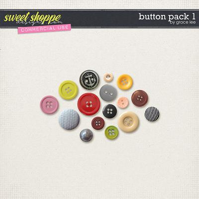 Button Pack 1 by Grace Lee