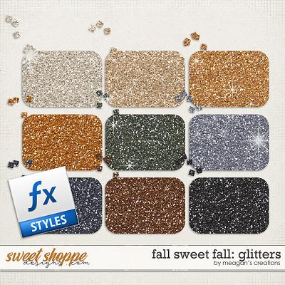 Fall Sweet Fall: Glitters by Meagan's Creations