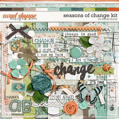 Seasons of Change by Tracie Stroud