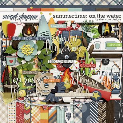 Summertime: On the Water Kit by River Rose Designs