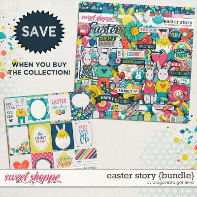Easter Story {bundle} by Blagovesta Gosheva