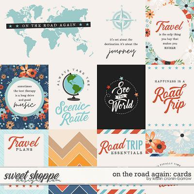 On the Road Again: Cards by Kristin Cronin-Barrow