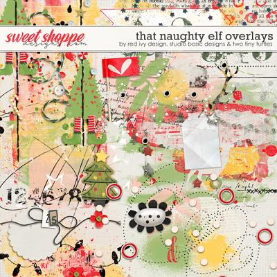 That Naughty Elf - Overlays by Red Ivy Design, Studio Basic and Two Tiny Turtles