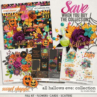All Hallows Eve: COLLECTION & *FWP* by Studio Flergs