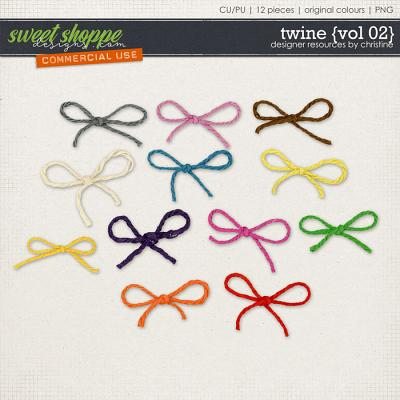 Twine {Vol 02} by Christine Mortimer