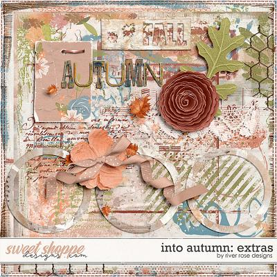 Into Autumn: Extras by River Rose Designs
