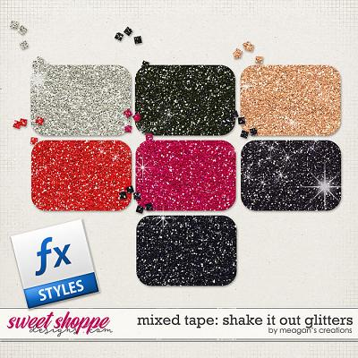 Shake it Out: Glitters by Meagan's Creations