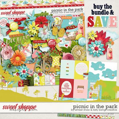 Picnic in the Park: Bundle by Amber Shaw & Kelly Bangs Creative