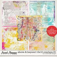 Above & Beyond 12x12 Overlays #1 by Studio Basic