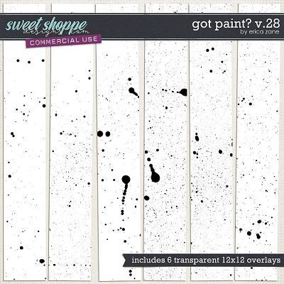 Got Paint? v.28 by Erica Zane