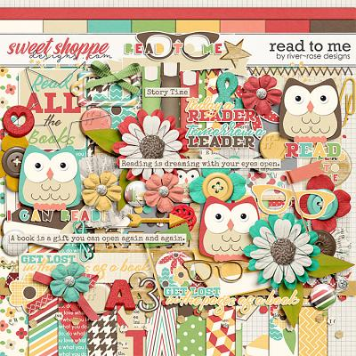 Read to Me by River Rose Designs
