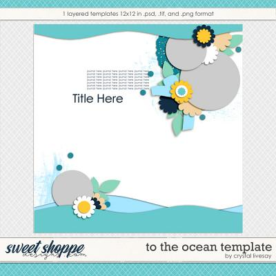 DUO 1 - To The Ocean by Crystal Livesay