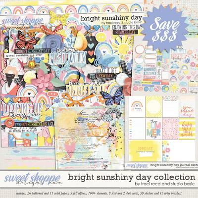 Bright Sunshiny Day Bundle by Studio Basic and Traci Reed