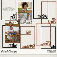 Framers by Amber Shaw